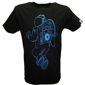Galactic Beatz - Fashion Fit - BLACK