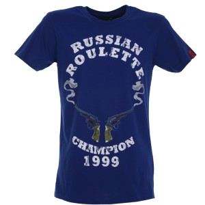Russian Roulette - Fashion Fit - ROYAL BLUE