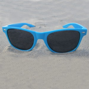 Wayfarer Blue Sunglasses